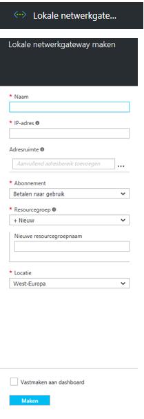 Fortigate IPSEC Site to Site VPN – Azure – Operations In IT