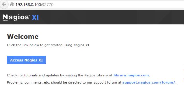 Qnap-Docker-NagiosXI